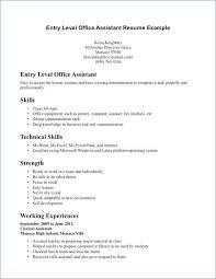 Dental Assistant Resume Templates Entry Level Dental Assistant Resume 22313 Kymusichalloffame Com