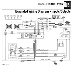 dual stereo wiring diagram Dual Radio Wiring Diagram dual car radio wiring diagram dual radio wiring harness diagram