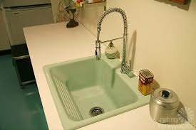 bathroom utility sink. Aqua-vintag-laundry-sink Bathroom Utility Sink U