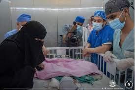 """السعودية تنجح في فصل التوأم الطفيلي اليمني """"عائشة"""" - RT Arabic"""