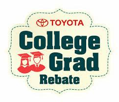 Toyota College Grad Rebate - Tucson | Precision Toyota