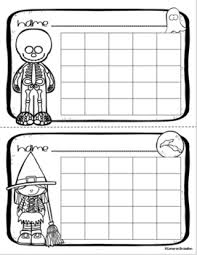 White Incentive Chart Positive Behavior Sticker Chart Reward Incentives Halloween Fall Theme
