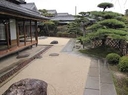 Japanese Landscape Architecture Chapter 5 The Dry Landscape Garden Japanese Gardening