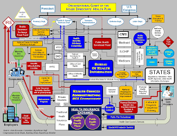 Real Organization Chart Real Organizational Chart Of Obamas Health Care Plan The