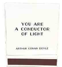 Conductor Of Light Amazon Com You Are A Conductor Of Light Match Box Health