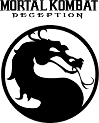 Mortal Kombat Deception Logo Vector (.EPS) Free Download