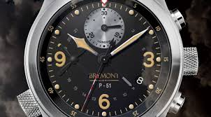 mens bremont copy watch cheap panerai fake designer watches uk the mens fake bremont mustang p 51 chronometer watch for