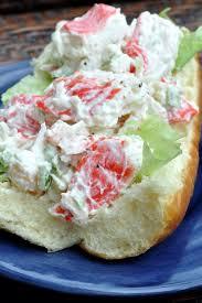 Seafood Salad Recipe Publix Copycat ...