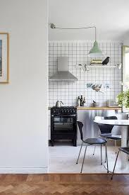 Kleine Half Open Keuken Van Appartement Van 38m2 Interieur Inrichting