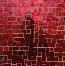 Mosaic Pattern Enchanting Red Disco Ball Mosaic Pattern Mosaicsnyc