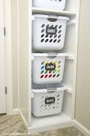 awesome built in laundry hamper best