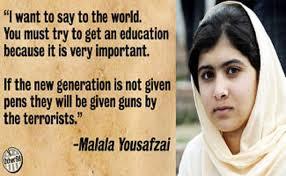 Malala Quotes Classy I Am Malala Paul Van Der Werff