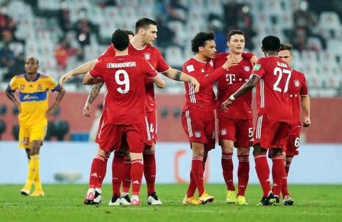 تشكيل بايرن ميونيخ لمواجهة يونيون برلين في الدوري الألماني