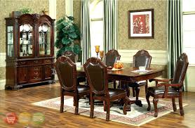 dining room table set for 10. awesome formal dining room sets for 10 ideas - home design . table set