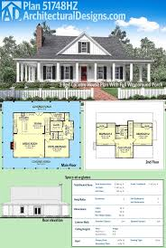 architectural plans of houses. Plan 51761HZ: Classic 3 Bed Country Farmhouse | Architectural Design House Plans, Plans And Bedroom Of Houses
