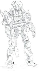 halo color pages halo reach coloring pages me halo 5 coloring pages to print