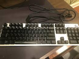 <b>Logitech G513</b> 920-008721 RGB Gaming Mechanical Romer-G ...