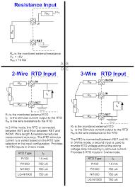 3 wire rtd wiring diagram wiring diagram rtd pt100 3 wire wiring diagram solidfonts