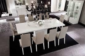 white italian furniture. White-high-gloss-dining-room-furniture-set White Italian Furniture