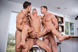 Free double penetration gay movies