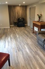 A Beautiful Relcaimed Kronotex Laminate Used On The Walls And Floor!