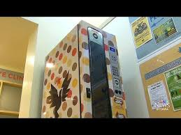 Vending Machines Ottawa Simple Clean Needle Vending Machines May Soon Be Coming To Ottawa YouTube