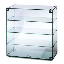 glass wall display cabinet. Simple Display Lincat GC Glass Display Cabinets  In Wall Cabinet A