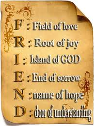 Some Quotes About Friendship