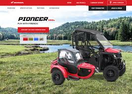 2018 honda side by side. Exellent Side Pioneer500siARCpng For 2018 Honda Side By 4