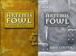 artemis fowl books