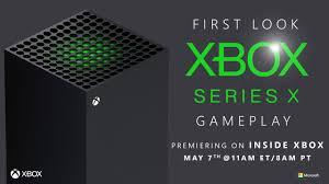 Huge AAA Xbox Series X Gameplay Event ...