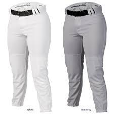 Rawlings Baseball Pants Size Chart Rawlings Wp139b Womens Low Rise Softball Pants Epic Sports