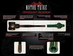 motor trike razor irs conversion for honda gl 1800 motor trike shaft drive suspension