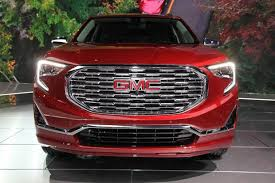 2018 gmc terrain pictures. plain pictures 2018 gmc terrain detroit auto show featured image large thumb0 to gmc terrain pictures