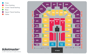 Harry Styles Love On Tour Seating Plan Flydsa Arena
