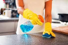 how to clean a quartz countertop