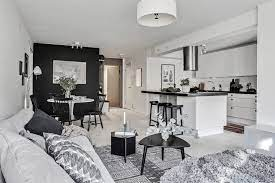 home tour decorate with black and white