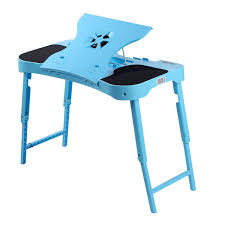 modern design multifunction plastic adjule laptop table bed computer desk for wal mart s