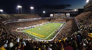 University Of Oregon Football Stadium Seating Chart Seating Chart And Information For Asus Sun Devil Stadium
