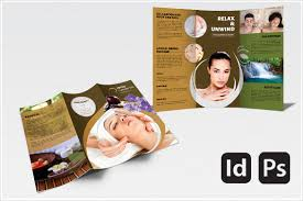 Spa Brochure Template Mesmerizing 48 Spa Brochures Sample Templates