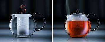 bodum assam tea maker pot with infuser review