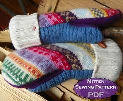 Mittens Pattern Enchanting Madawaska Mittens Patterns By Rebecca Mae Designs