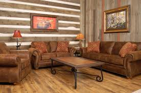Rustic Living Room Chairs Remarkable Design Western Living Room Furniture Peaceful Ideas