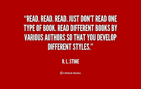 Reading Quotes For Kids 86 Amazing 24 R L Stine Quotes QuotePrism
