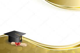 Фон абстрактный бежевый образования Выпускной колпачок Красный  Фон абстрактный бежевый образования Выпускной колпачок Красный диплом лук золотой раме иллюстрации вектор стоковый вектор