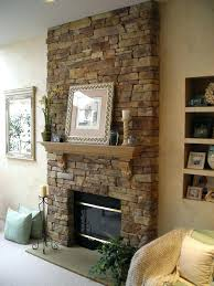 fireplace inserts faux stone veneer ideas with wood tools target