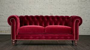 Amazing leather sofa ideas nailheads Sectional Sofa Red Velvet Chesterfield Sectional With Nailhead Trim For Home Furniture Ideas Onedekalbcom Furniture Luxury Chesterfield Sectional For Living Room Furniture