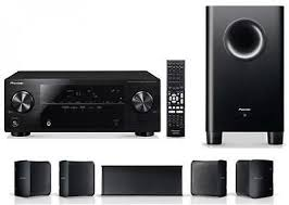 pioneer 5 1 home theater system htp 074. pioneer htp-074 av receiver 5.1 hdmi 4k usb bluetooth home theatre speaker pack 5 1 theater system htp 074
