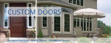 best custom exterior doors utah