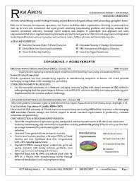 Business Operations Executive | Pinterest | Executive Resume, Resume ...